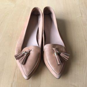 Aldo cream Loafers